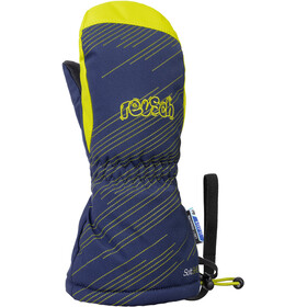 Reusch Maxi R-TEX XT Muffole Bambino, blu/giallo
